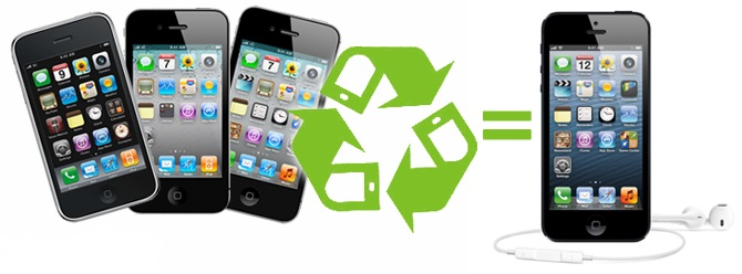 Apple and Microsoft Device Recycling
