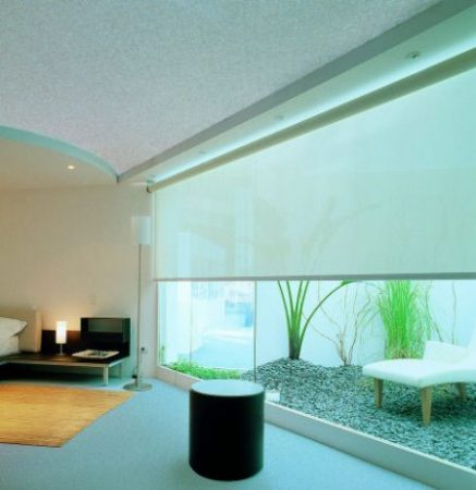Lighting Control with Automated Shades