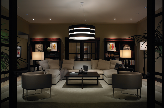 Lighting Control for your Living Room